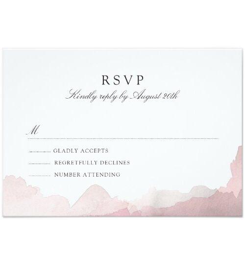 Debonair Wedding | Blush Pink