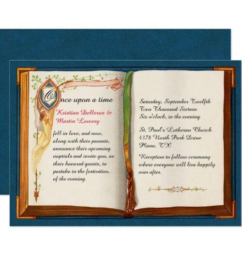 Fairy Tale and Fantasy Weddings