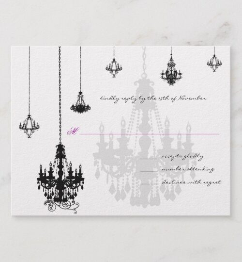 A Rustic Luxe Chandelier Wedding Collection