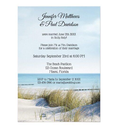 Beach Wedding 2