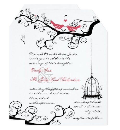 Bird Cage Wedding Collection