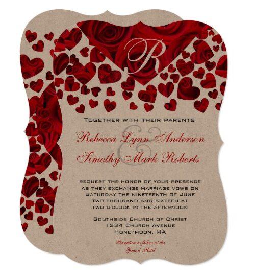 Heirloom Rose Wedding Collection