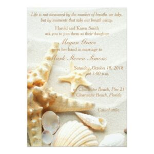 Sand & Surf Beach Wedding