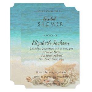 Beach ,Seashells Wedding Collection
