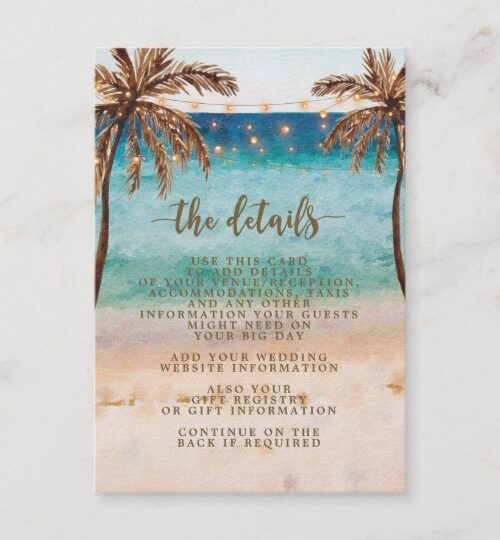 Paradise Beach Collection