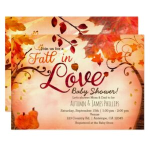 Let's Fall in love Autumn Collection