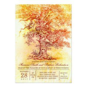 Oak Tree Wedding Collection