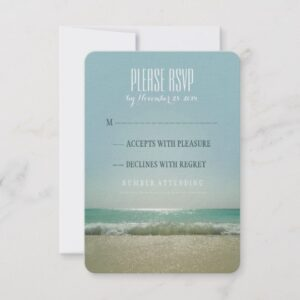 Modern Beach Wedding Collections