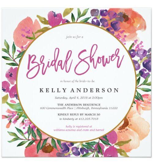 Ashley's Bridal Shower