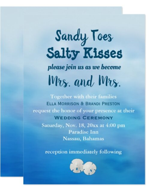 LGBT Wedding Invitations
