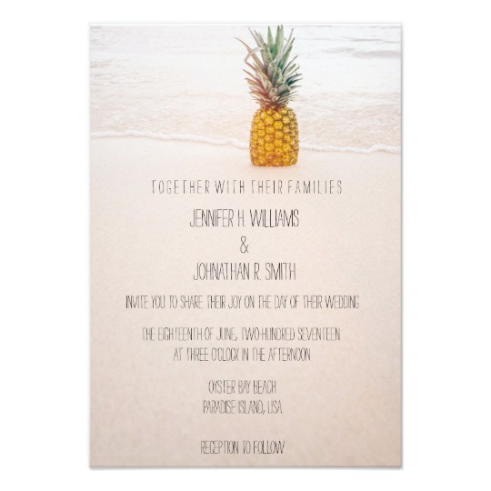 Destination Wedding Materials
