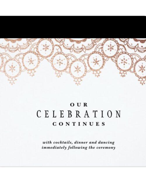 Alencon Lace Wedding Collection