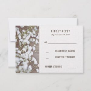 Baby's Breath Rustic Country Collection