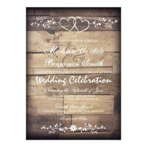 Rustic Wedding Invitations Best Sellers