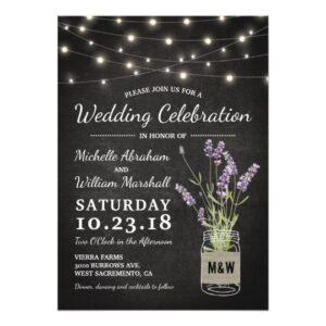 Best Selling Rustic Wedding Invitations