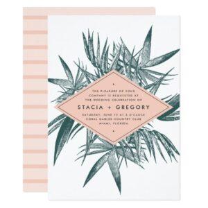 Sanibel | Tropical Botanical Wedding Suite