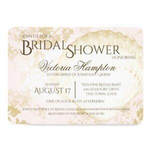 Beach Theme Bridal Shower