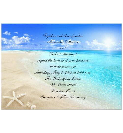 Destination Wedding Invitations & Stationery