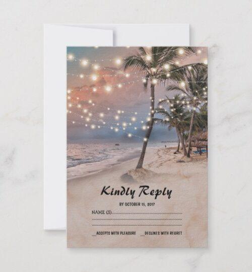 Tropical Vintage Beach Collection