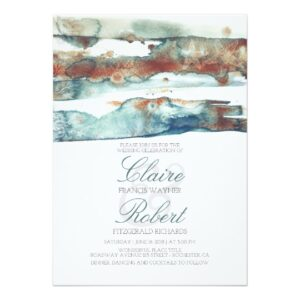 Vintage Seaside | Watercolor Beach Collection