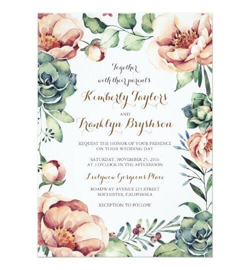 floral bouquet romantic collection