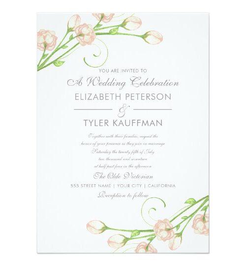 Garden Roses Wedding Collection