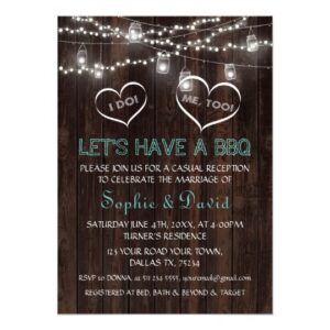 Rustic Country  ALL EVENTS BBQ Collection