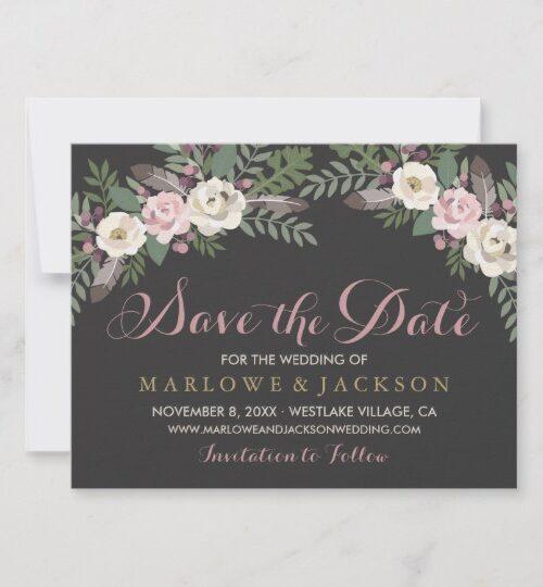 Wedding Collection   Fall Vintage Boho