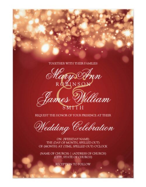 Gold Wedding Mailing Essentials & Inspiration