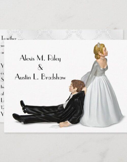 Wedding Humor Invitation